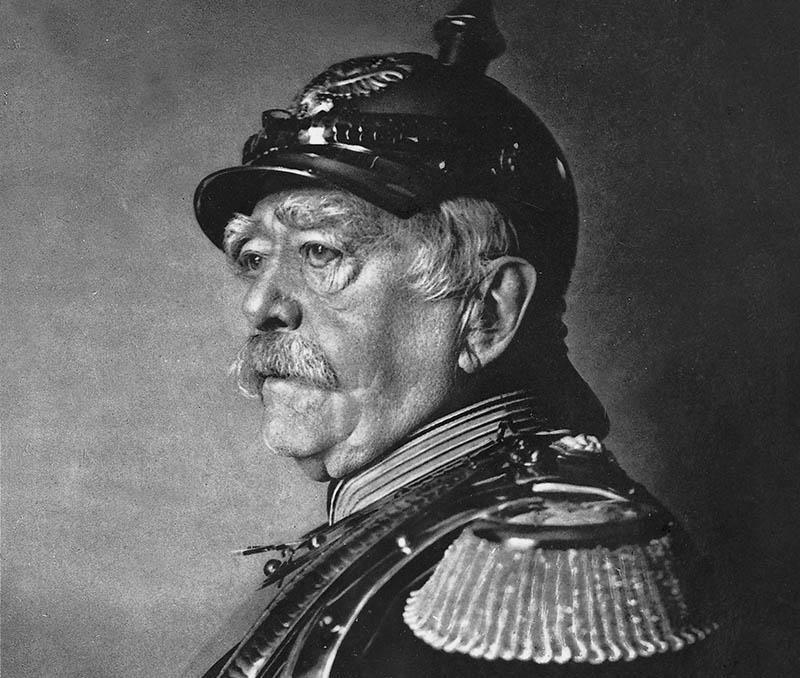 Барон Отто фон Бисмарк